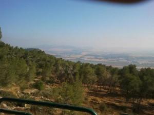 Har (Mount) Gilboa